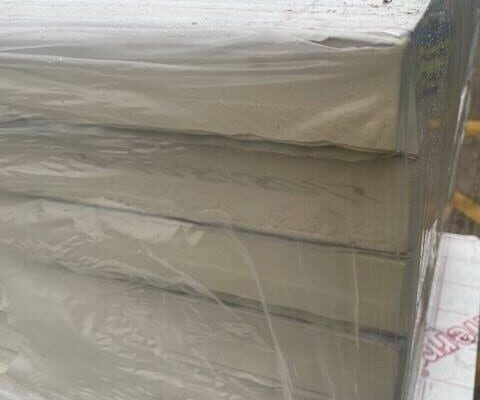 Grade b Insulation in its packaging